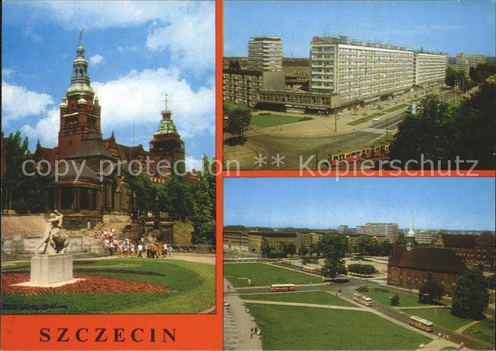 Szczecin  Kat. Szczecin Stettin