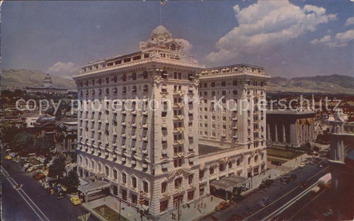 Salt Lake City Hotel Utah Kat. Salt Lake City