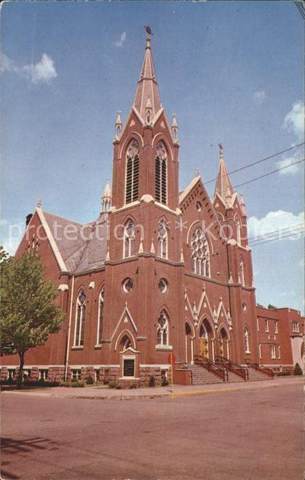 Wausau Wisconsin St. Stephen Lutheran Church Kat. Wausau