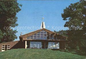 Lake Geneva Wisconsin Chapel of St. Andrew by the Lake Kat. Lake Geneva