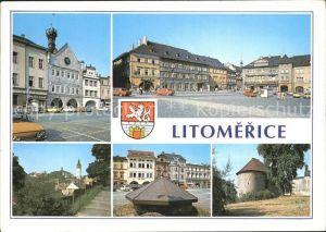 Litomerice Leitmeritz Nordboehmen  Kat. Litomerice