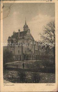 ks20926 Gauernitz Schloss Kat. Klipphausen