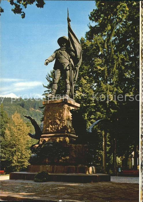Innsbruck Andreas Hofer Denkmal Kat. Innsbruck