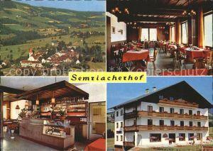 Semriach Hotel Pension Semriacherhof  Kat. Semriach