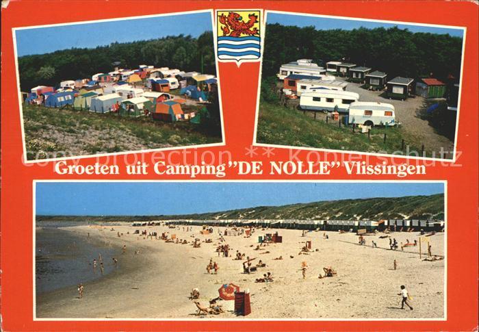 Vlissingen Camping De Nolle  Kat. Vlissingen
