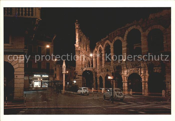 Verona Veneto Platz Bra  Kat. Verona