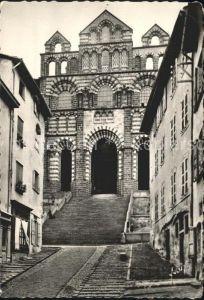 Le Puy en Velay  Basilika Kat. Le Puy en Velay