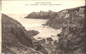 Saint Lunaire Plage de Longchamp Kat. Saint Lunaire