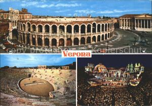 Verona Veneto Arena Teatro Theater Kat. Verona