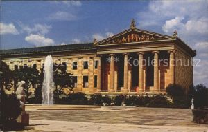 Philadelphia Pennsylvania Philadelphia Art Museum Kat. Philadelphia