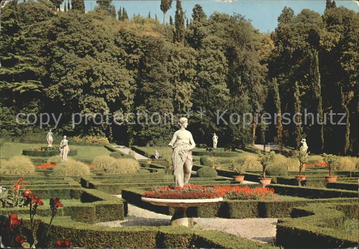 Verona veneto giardino giusti kat verona nr ks oldthing
