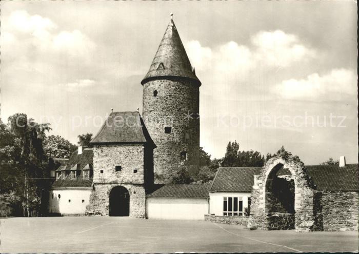 Rheinbach Hexenturm Kat. Rheinbach