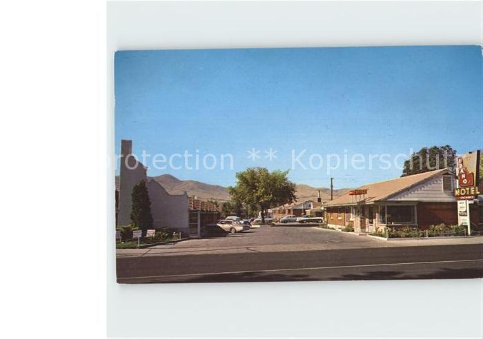 Pocatello Idaho Motel Kat. Pocatello