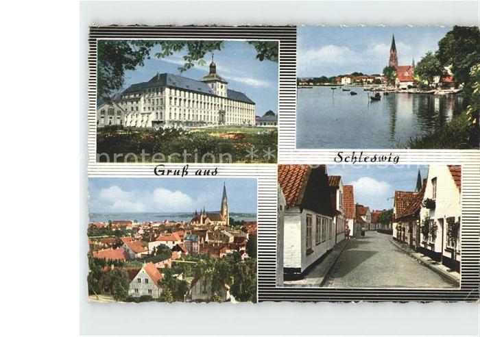 Schleswig Holstein  Kat. Schleswig