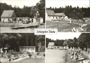 Schlegel Zittau Schlegeler Teiche Teilansichten / Hirschfelde Zittau /Goerlitz LKR
