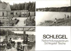 Schlegel Zittau Schlegeler Teiche Restaurant Terrasse / Hirschfelde Zittau /Goerlitz LKR