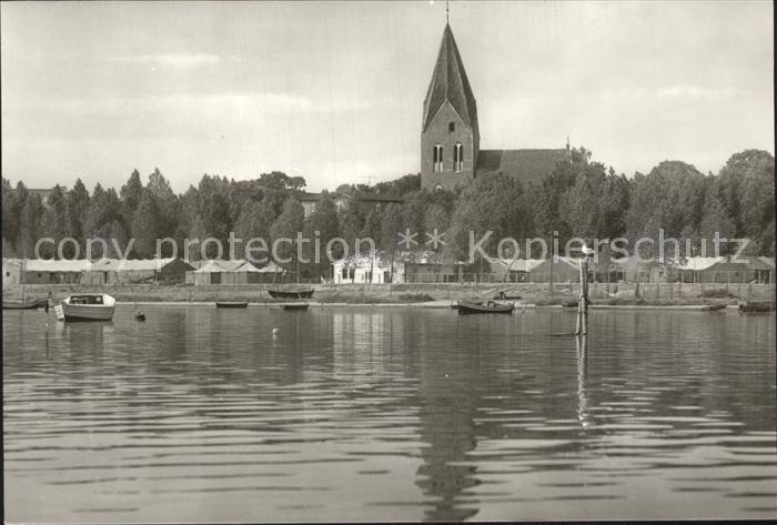 Rerik Ostseebad Am Salzhaff Kirche Kat. Ostseebad Rerik