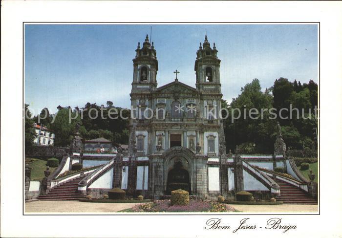 Braga Bom Jesus do Monte Kat. Braga