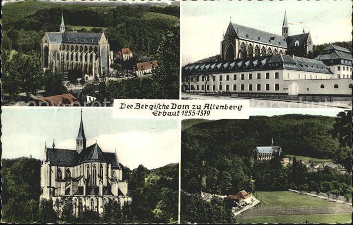 Altenberg Rheinland Bergische Dom Altenberg Kat. Odenthal