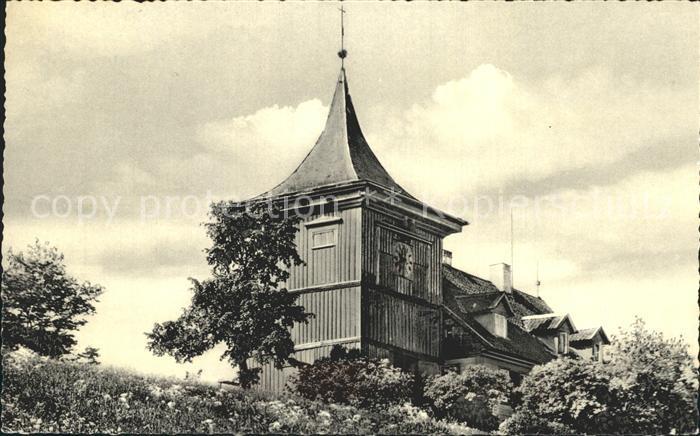 St Andreasberg Harz Glockenturm Kat. Sankt Andreasberg