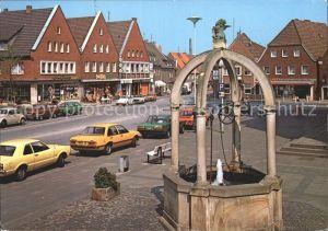 Stadtlohn Markt Brunnen Kat. Stadtlohn