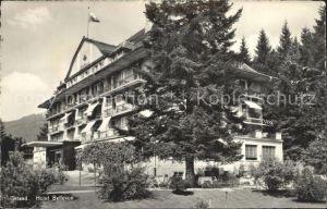 Gstaad Hotel Bellevue Kat. Gstaad