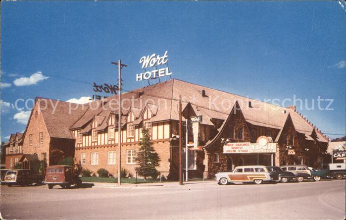 Jackson Wyoming Wort Hotel Kat. Jackson
