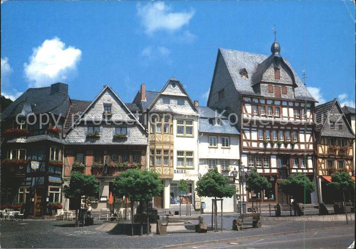 Adenau Marktplatz Kat. Adenau