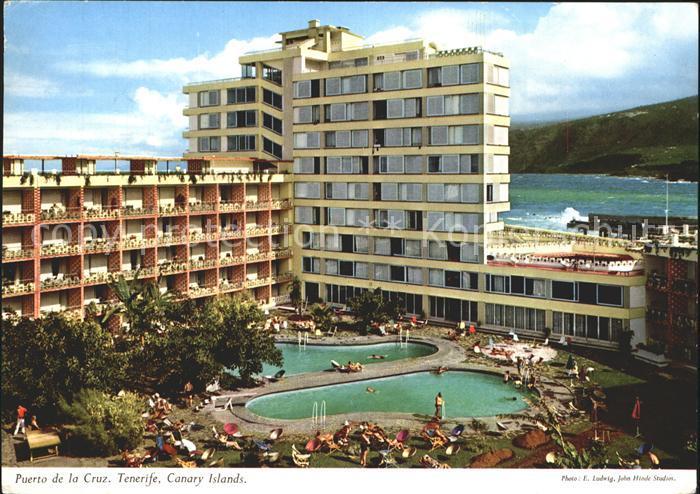 Puerto de la Cruz Hotel Kat. Puerto de la Cruz Tenerife
