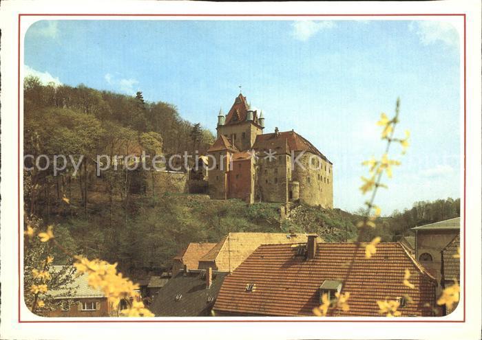 Liebstadt Schloss Kuckuckstein Kat. Liebstadt
