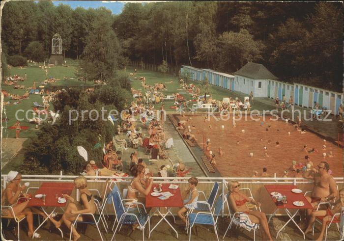 Bad Bodendorf Thermal Schwimmbad Kat Sinzig Nr Ks42931 Oldthing