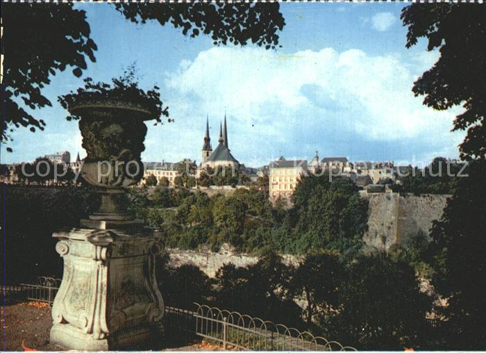 Luxembourg Luxemburg  Kat. Luxembourg