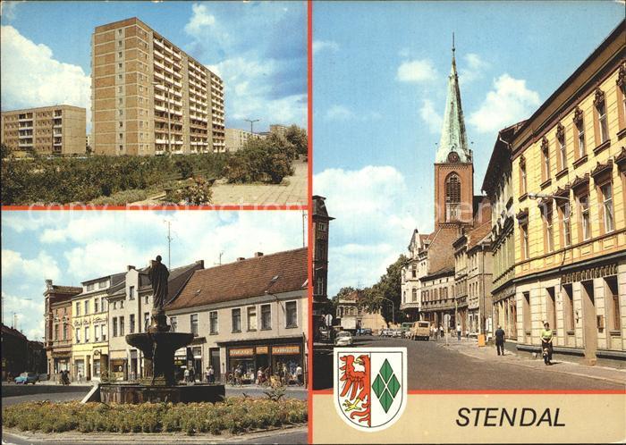 Stendal  Kat. Stendal