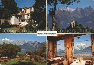 Ragaz Bad Hotel Wartenstein Kat. Bad Ragaz