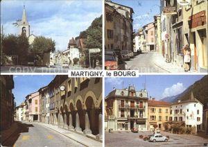 Martigny VS Quartier du Bourg Kat. Martigny