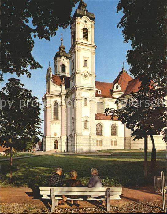 Ottobeuren Benediktinerabtei  Kat. Ottobeuren