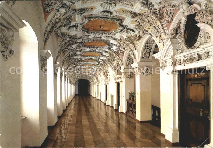 Wessobrunn Kloster Wessobrunn Kat. Wessobrunn