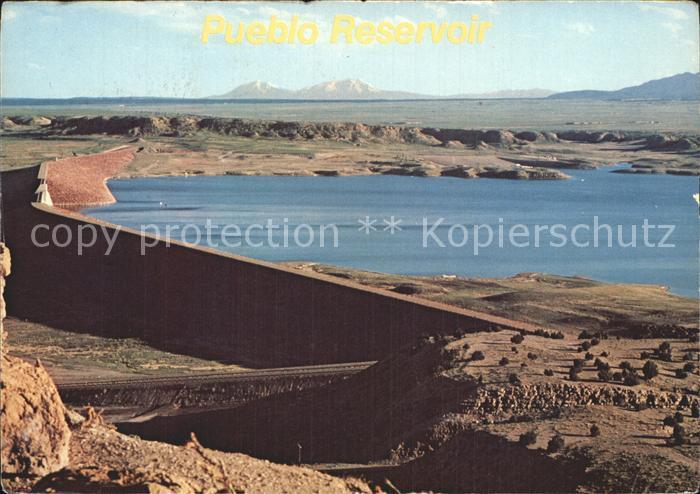 Pueblo Pueblo Reservoir Kat. Pueblo