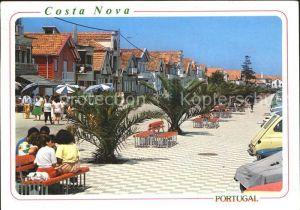 Aveiro Costa Nova Strandpromenade / Aveiro /