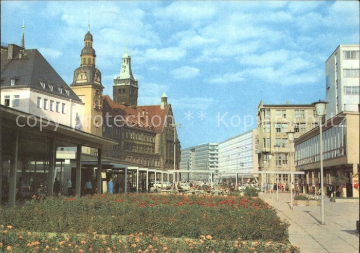 Karl Marx Stadt Rosenhof  Kat. Chemnitz