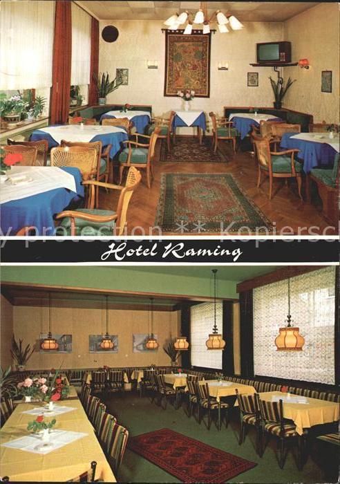 Ankum Hotel Raming Kat. Ankum