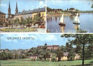 Oelsnitz Vogtland  Kat. Oelsnitz Vogtland