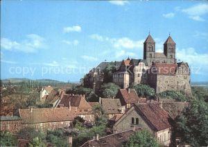 Quedlinburg Stiftskirche Schlossmuseum Kat. Quedlinburg