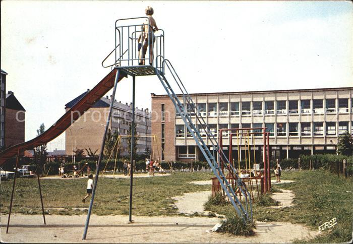 Douchy les Mines Schule Kat. Douchy les Mines