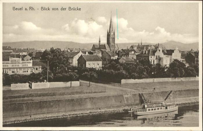 Beuel  / Bonn /Bonn Stadtkreis