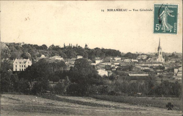 Mirambeau Charente-Maritime Mirambeau  x / Mirambeau /Arrond. de Jonzac