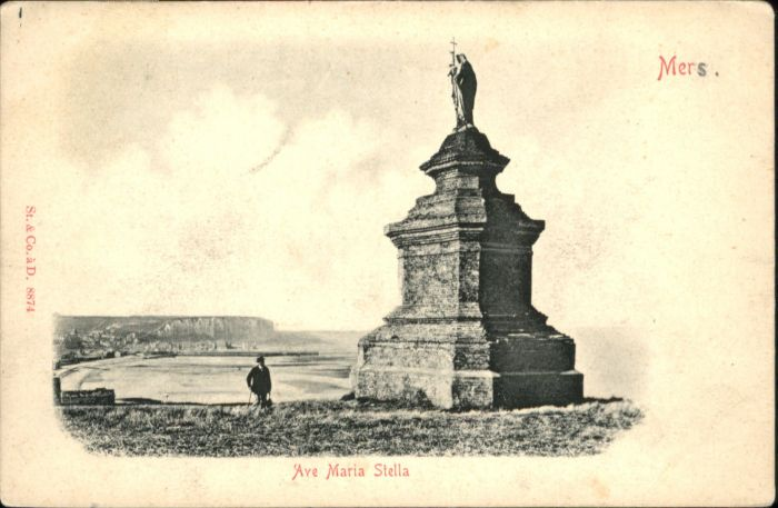Mers-les-Bains Mers Ave Maria Stella * / Mers-les-Bains /Arrond. d Abbeville