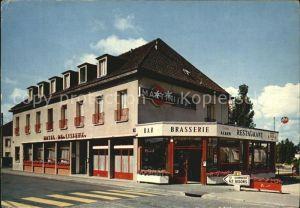 Neufchatel en Bray Hotel de Lisieux Restaurant Bar Brasserie Kat. Neufchatel en Bray