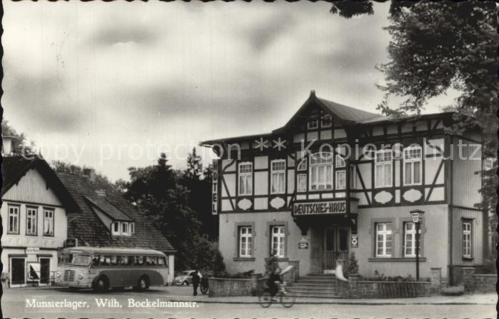 AK Münster Strasse Am Mühlacker Nr oldthing
