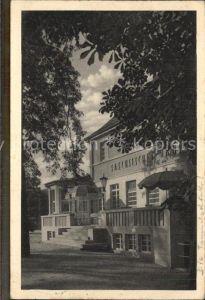 Berggiesshuebel Kurhotel Saechsisches Haus Kneippkurort Kat. Bad Gottleuba Berggiesshuebel